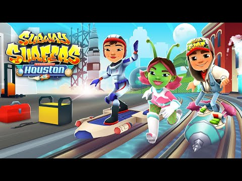 Subway Surfers World Tour 2019 - Houston (Official Trailer)