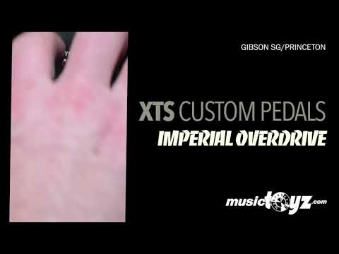 XTS Custom Pedal Imperial Overdrive