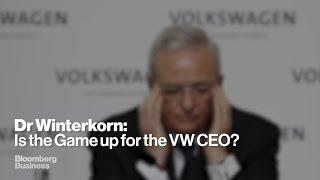 VW Diesel Scandal Widens as CEO Heads for Board Showdown
