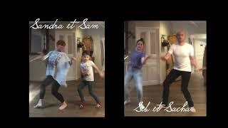 Vidéo de l'Atelier Danse de Seb et Sandra à Mâcon : Défi N°4