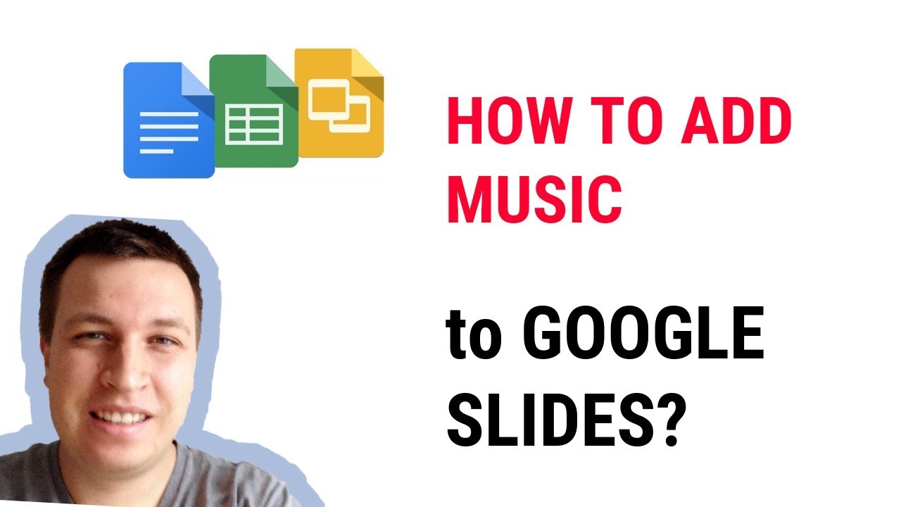 HOW TO ADD MUSIC to Google Slides?