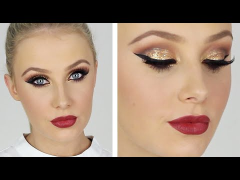 ULTRA GLAM Special Occasion Makeup! | Lauren Curtis