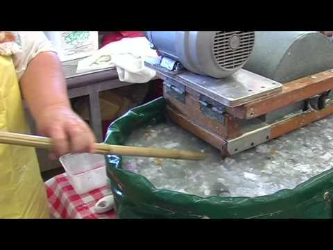 Paper Making Part One Pulping Youtube