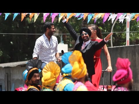 Singh Is Bling Trailer Launch   Akshay Kumar   Amy Jackson   Prabhu Deva