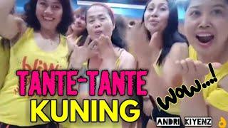 Download lagu Kehebohan Tante-Tante Kuning di Sanggar Aerobik