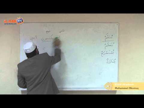 Arapça Dersi 9 - İsm-i Fâil (Arapça Öğreniyorum)