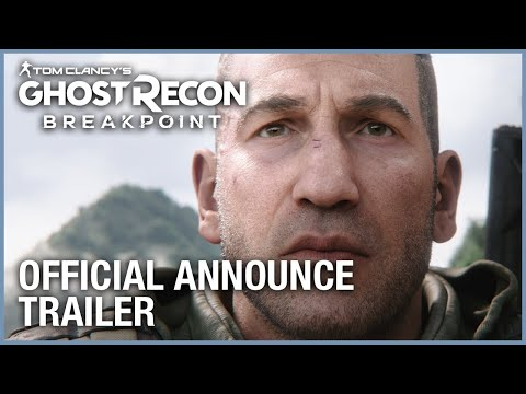 Tom Clancy's Ghost Recon Breakpoint: Official Announce Trail