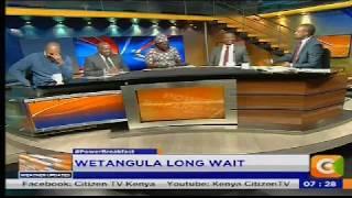 Power Breakfast: Newspaper review: Wetangula Long Wait