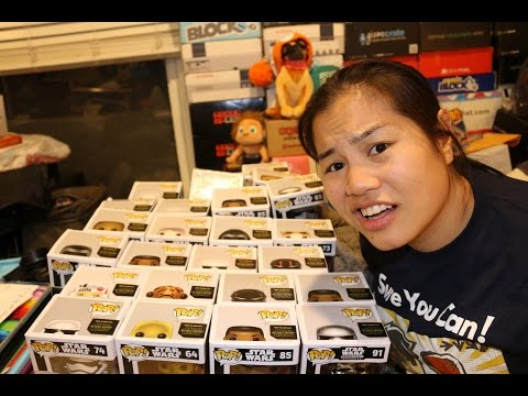 Funko POP! Collection - [Star Wars Force Awakens]