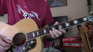 Easy to Slip (Lesson) - Little Feat