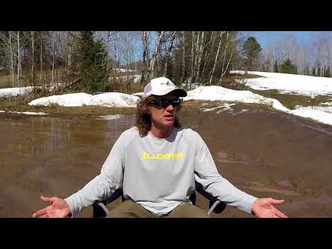 Ask Pete Episode 7- Muskie Spawning, Topwater Colors, and Amsoil Products