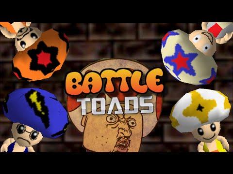 SM64: The Battletoads Justice Crew
