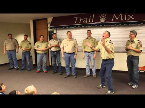 Pack 267 - Cub Scout Leader Song