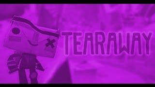 Tearaway: Adventure Video Game Full Play Through - PS Vita