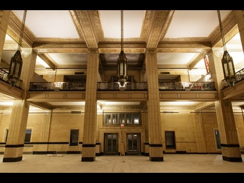 Exploring Kansas City Power and Light - A 1930s Skyscraper