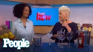 How To Make The Perfect White Wine Spritzer! | Peoplenow
