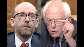 Bernie Sanders SHREDS Trump