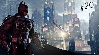 прохождение Batman Arkham Origins от BGG. Часть 14. Парк аттракционов