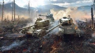 WoT Blitz - Тренировка главного навыка танкиста - World of Tanks Blitz (WoTB)