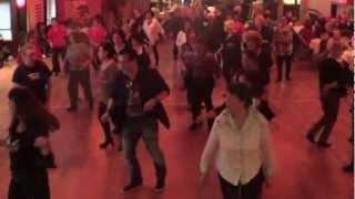 REBEL AMOR Line Dance @ 2013 Reeuwijk NETHERLANDS  Ira Weisburd Workshop