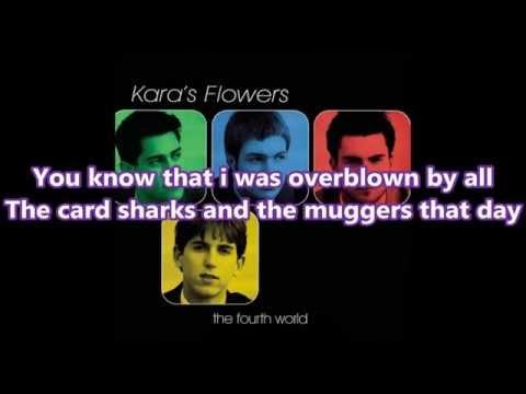 Kara's Flowers(Maroon 5) - Oliver [HQ + LYRICS]