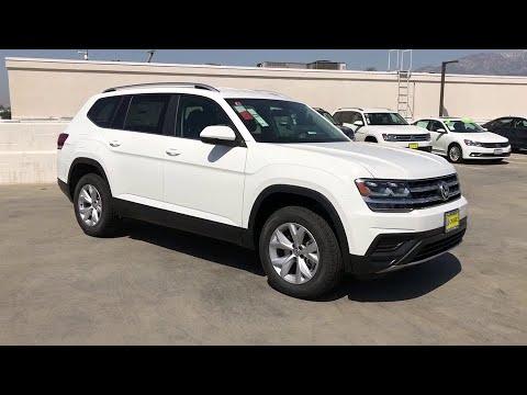 2019 Volkswagen Atlas Ontario, Claremont, Montclair, San Bernardino, Victorville, CA V190401