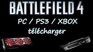 Télécharger Battlefield 4 - Pour PC/PS3/XBOX Gratuit [Novembre 2013]