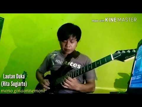 Lautan Duka - Rita Sugiarto || Cover Gitar (ginaon = belajar)