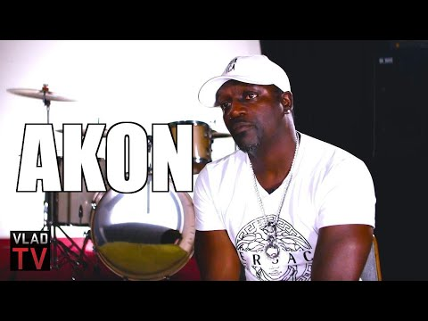 Akon & Vlad Get into Heated Debate Over Akon Doing 'Locked Up 2' with Tekashi (Part 7)