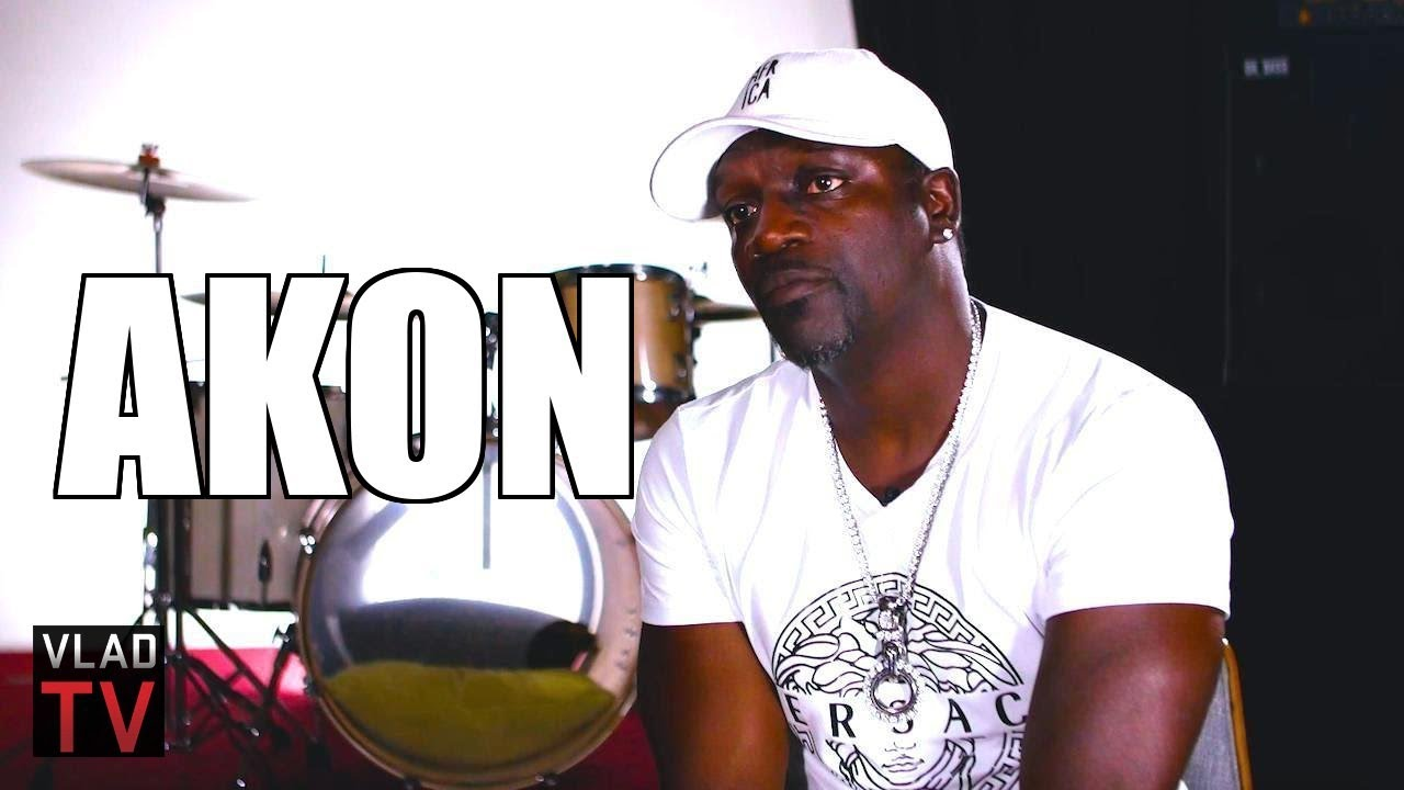 Akon & Vlad Get into Heated Debate Over Akon Doing 'Locked Up 2' with Tekashi (Part 7)