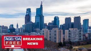 Multiple Officers Shot in Philadelphia - LIVE BREAKING NEWS COVERAGE