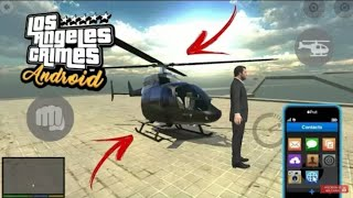 GTA 5 Unity 1.9 Helicopter Update !! Los Angeles Crimes | Hindi