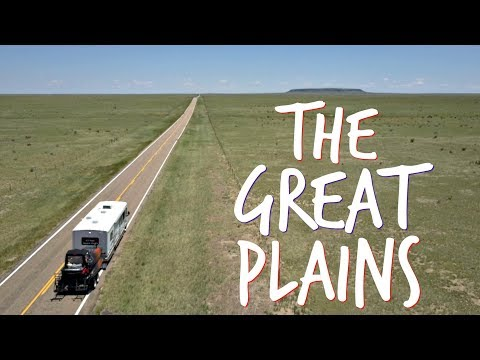 RVing America ~ The Great Plains