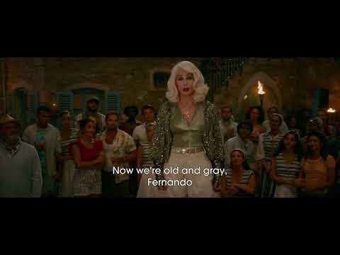 Mamma Mia! Here We Go Again - Fernando  1080pHD