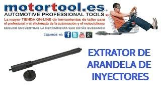 Extrator de Arandela de Inyectores