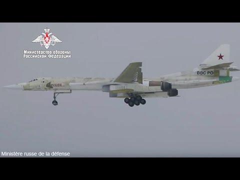 Le «nouveau» Bombardier Supersonique Russe Tu-160