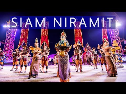 Шоу Сиам Нирамит | Пхукет | Таиланд | Цены | Отзывы | Авитип