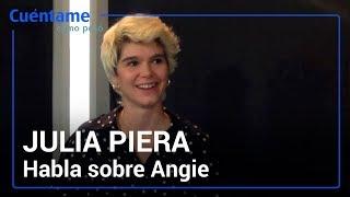 **Angie es mi personaje más complicado** | Julia Piera | Cuéntame cómo pasó