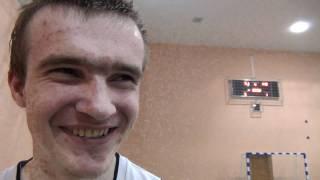 21.11.2011 Интервью Александра Фомина после игры с ФА