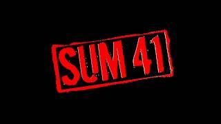 Sum 41 The Hell Song (instrumental) + Intro karaoke version