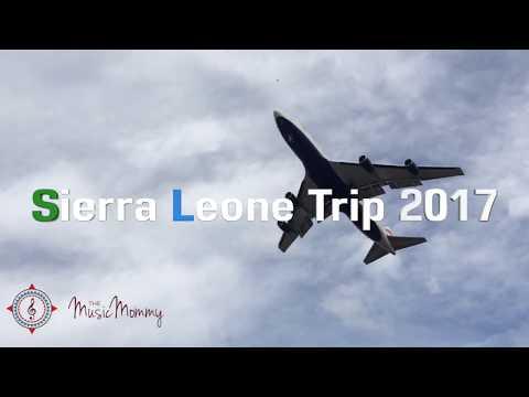 Kamanda Sierra Leone Trip 2017