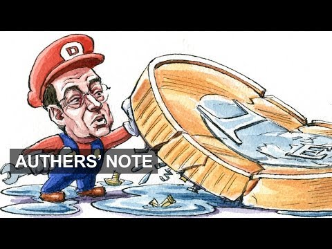 Draghi's deflation dilemma