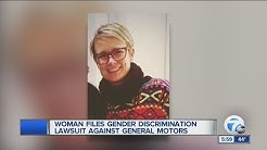 Woman files gender discrimination lawsuit against General Motors