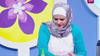 سميرة الكيلاني - استخدامات مختلفة للصابون النابلسي