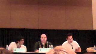 Heroes at Dragon*Con: Voiceovers