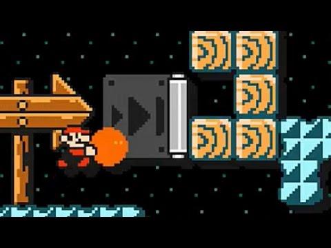 Super Mario Maker - Escape the Mushroom Underworld