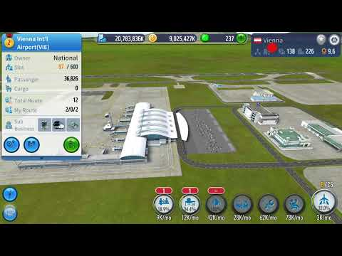 Air Tycoon Online 3 Episode 10 6th In The World