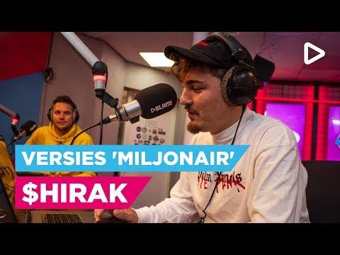 $hirak onthult nog nooit gehoorde versies 'Miljonair' | SLAM!