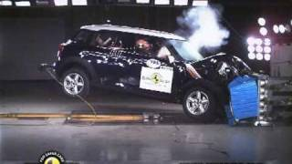 MINI Countryman Crash Tests 2010