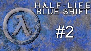 Half-Life: Blue Shift - Прохождение игры на русском [#2]